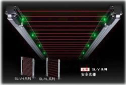 SL-V系列可视化安全光栅