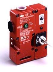HS1C-K型 钥匙互锁型安全开关