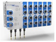 Titan428系列IP67三层工业以太网交换机