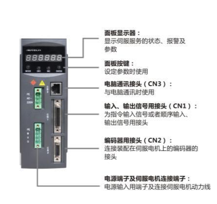 QS7AA010M 交流伺服驱动器