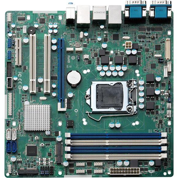 新汉工业计算机母板Micro-ATX NEX 883