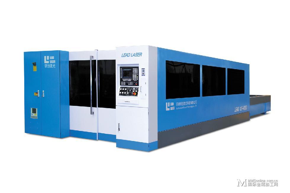 LEAD πF-4020光纤激光切割机