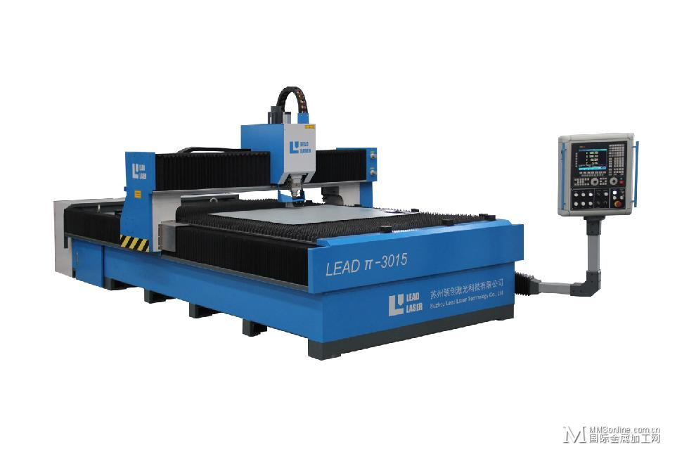 LEADπ-3015轻型激光切割机