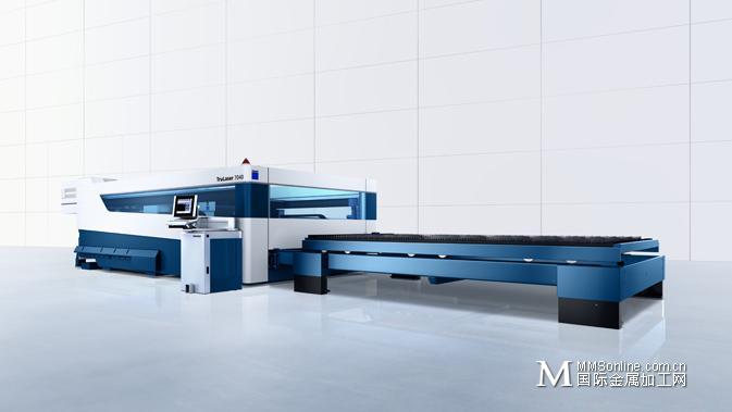 通快TruLaser 7025 / 7040 全球最高效的激光切割机