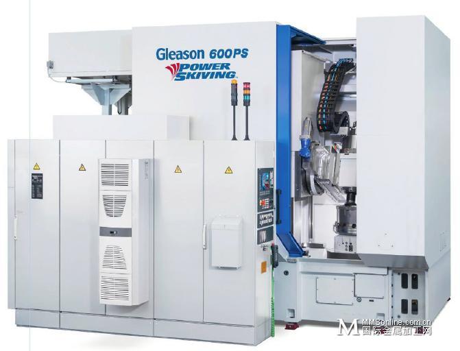 格里森100PS/300PS/400PS/600PS强力车齿机解决方案