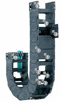 igus® 15050系列拖链
