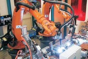 库卡机KUKA点焊机器人KR210