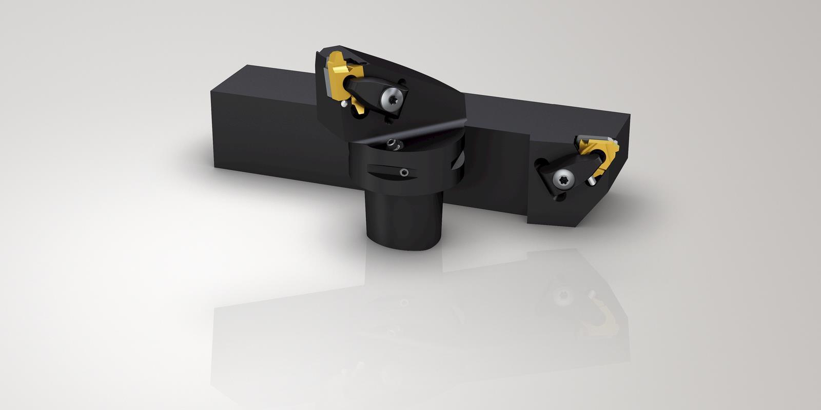 SNAP-TAP - LAYDOWN 刀片螺纹加工系统